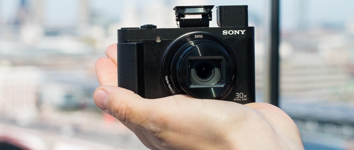 Tak wygląda przyszłość aparatów Sony