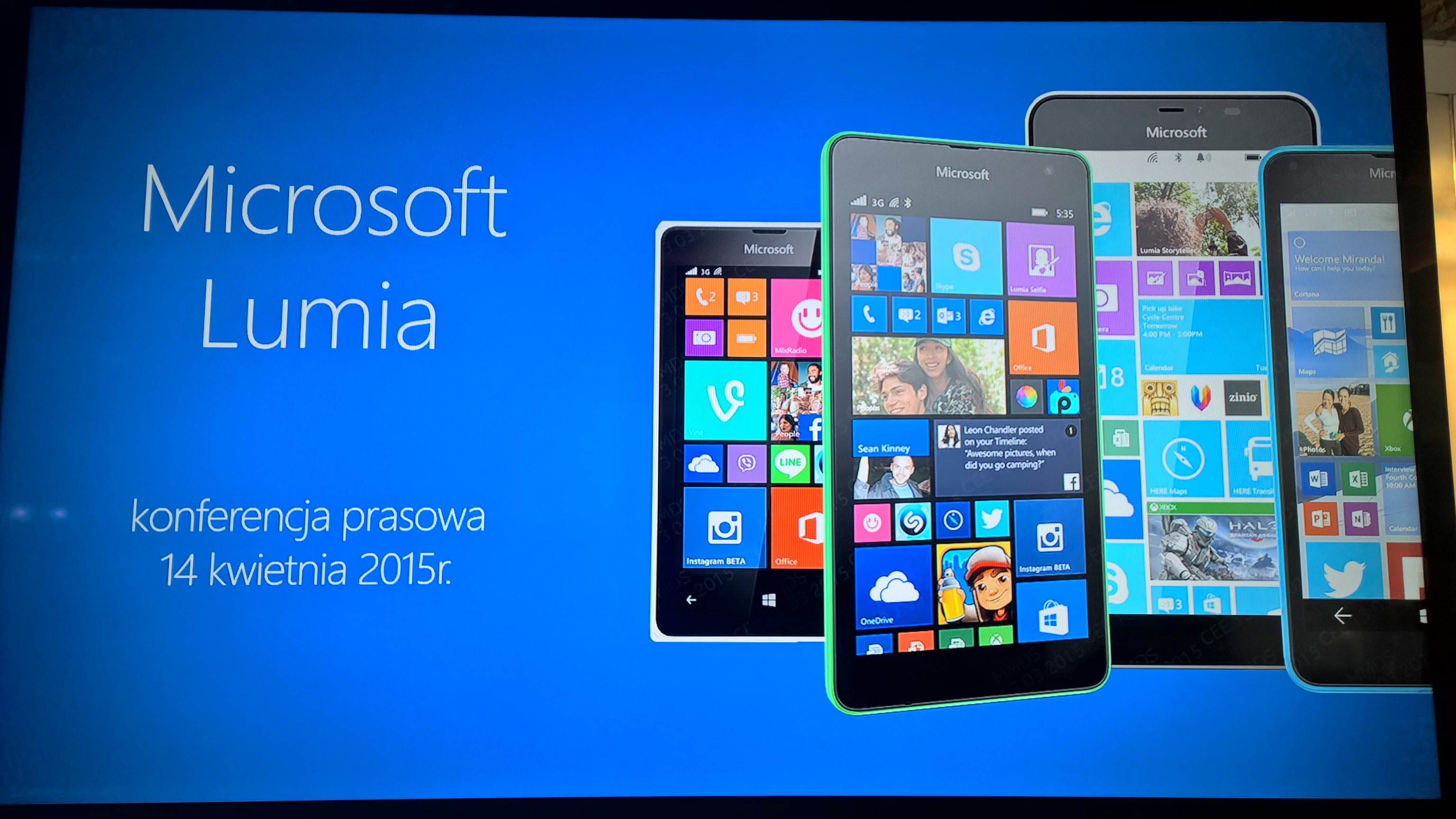Lumia 640 oraz 640 XL oficjalna premiera w Polsce. Znamy ceny!