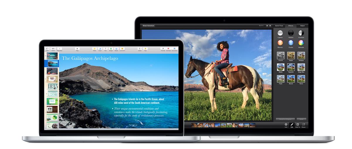 Oto system OS X 10.10.3 z genialnym menadżerem Photos.app