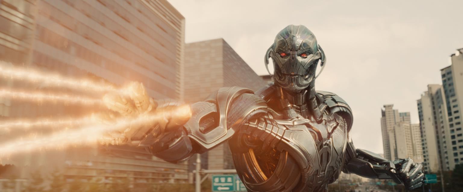 Jużwidzieliśmy największy filmowy blockbuster 2015 roku. Avengers: Czas Ultrona – recenzja Spider's Web
