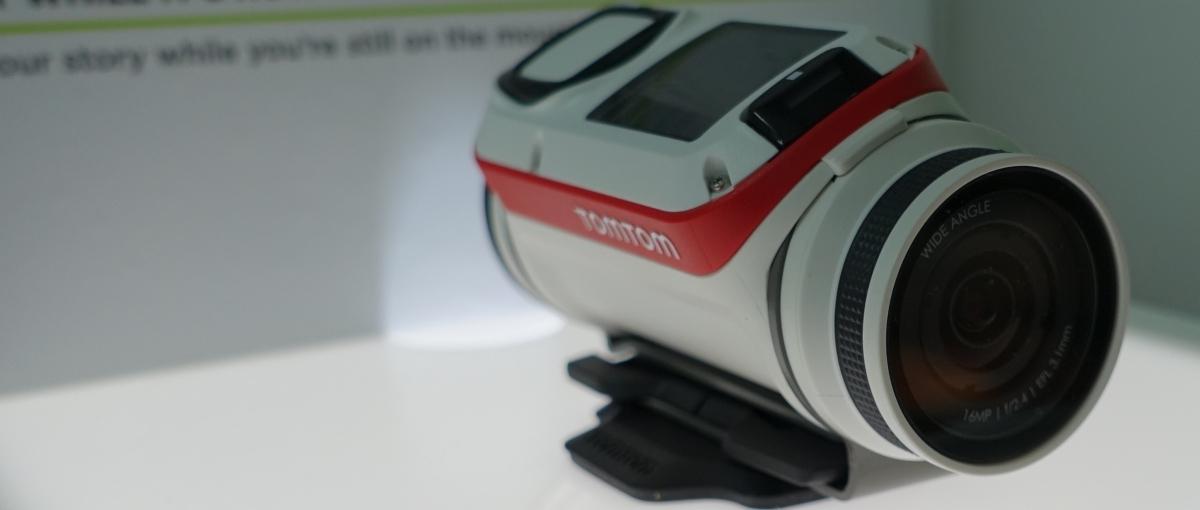 Kolejna firma próbuje podnieść rękę na GoPro. Poznajcie TomTom Bandit