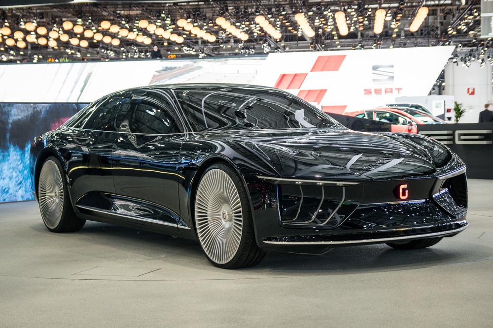 Samochód widmo, czyli autonomiczny pojazd to pomysł starszy niż myślałem