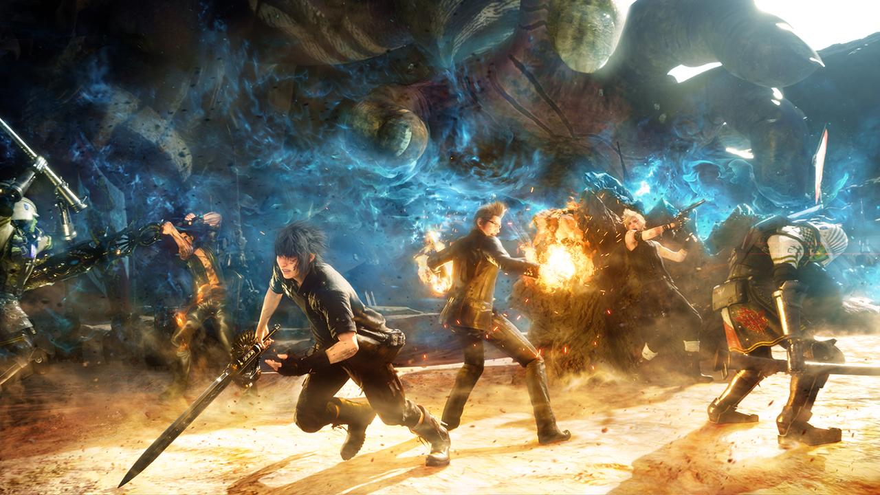 Final Fantasy XV równie blisko do gigantycznego sukcesu, co wielkiej porażki – pierwsze wrażenia Spider's Web