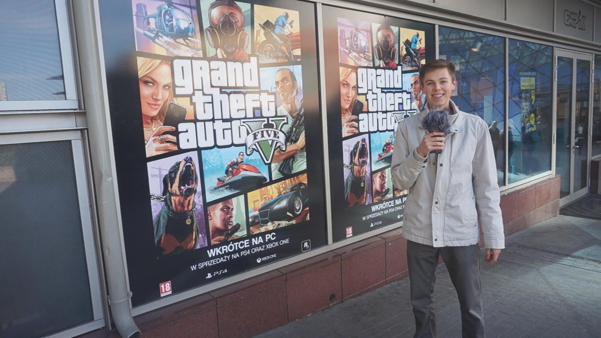 Czy niepełnoletni powinni grać w GTA V? – W sieci pytań #5