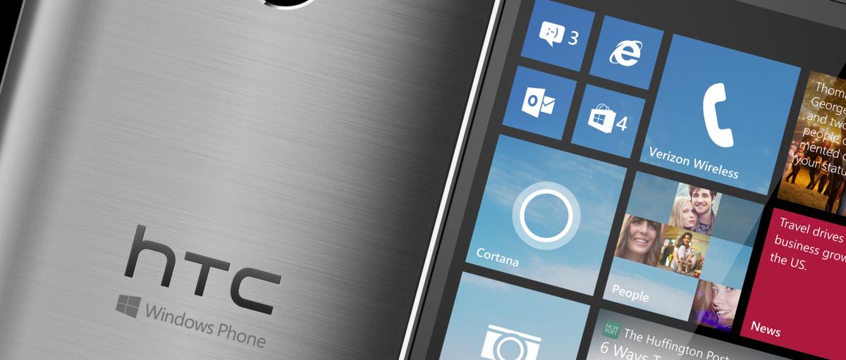 Jest szansa na nowy smartfon HTC z Windowsem. Cała nadzieja w… dziesiątce