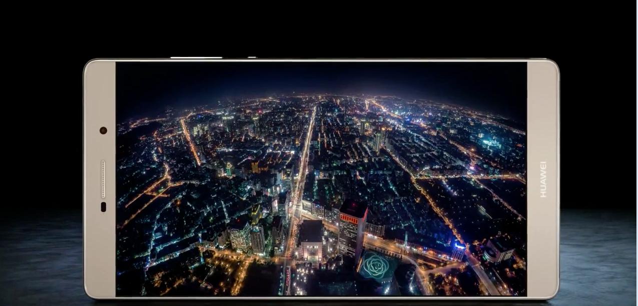 Wszystko co musisz wiedzieć o nowym flagowcu Huawei. Oto Ascend P8 – w dwóch rozmiarach