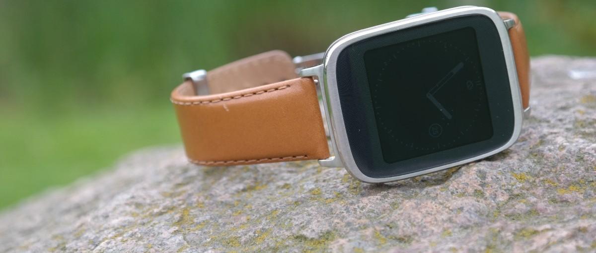 Asus udowadnia, że inteligentny zegarek może być ładny. ZenWatch – recenzja Spider's Web