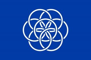 flaga planety ziemia