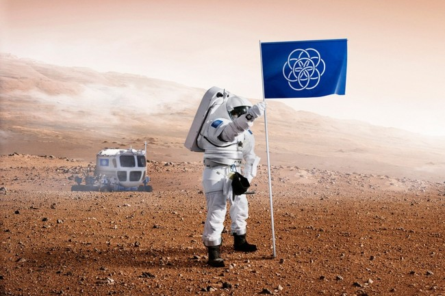 flaga ziemi