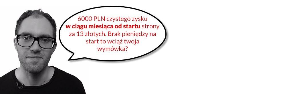 """""""Nie ma żadnych magicznych sposobów na zarabianie na stronach"""" – wywiad z M. Kosedowskim"""