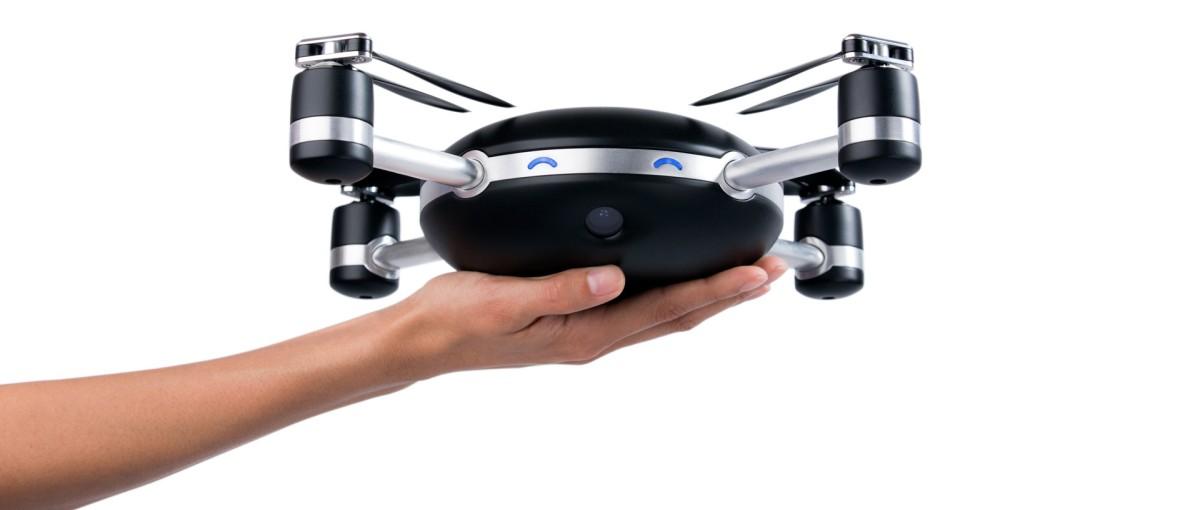 Pamiętacie świetnego drona Lily? Twórcy zainkasowali 34 mln dol. i… zwijają interes
