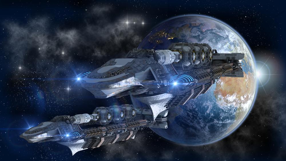 Projekt Orion, czyli amerykańskie plany budowy gwiezdnej floty