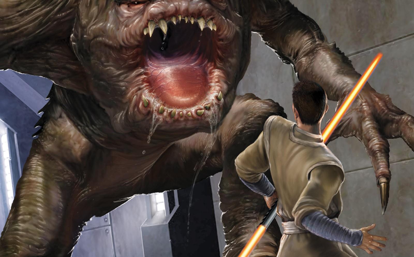 Perły z lamusa: STAR WARS Jedi Knight: Jedi Academy