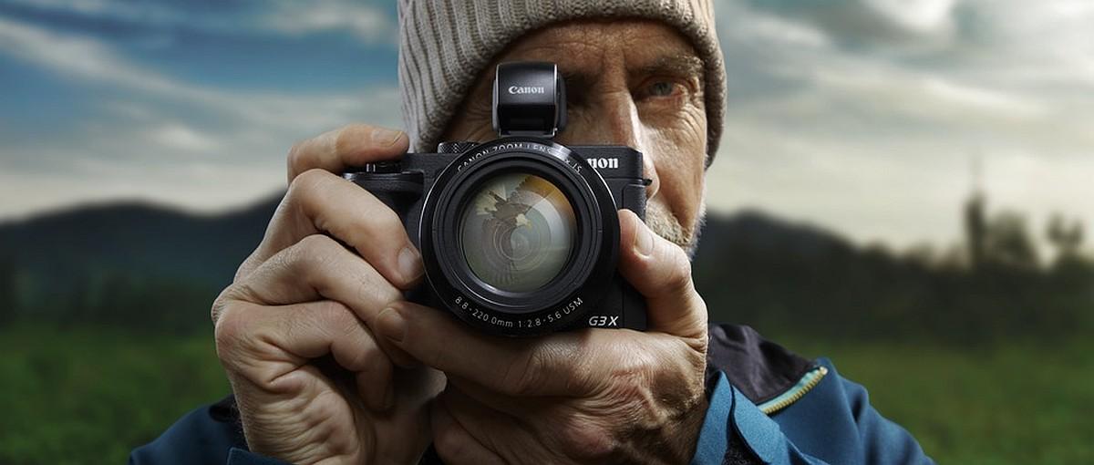 Niekompaktowy kompakt, czyli nowy Canon G3 X