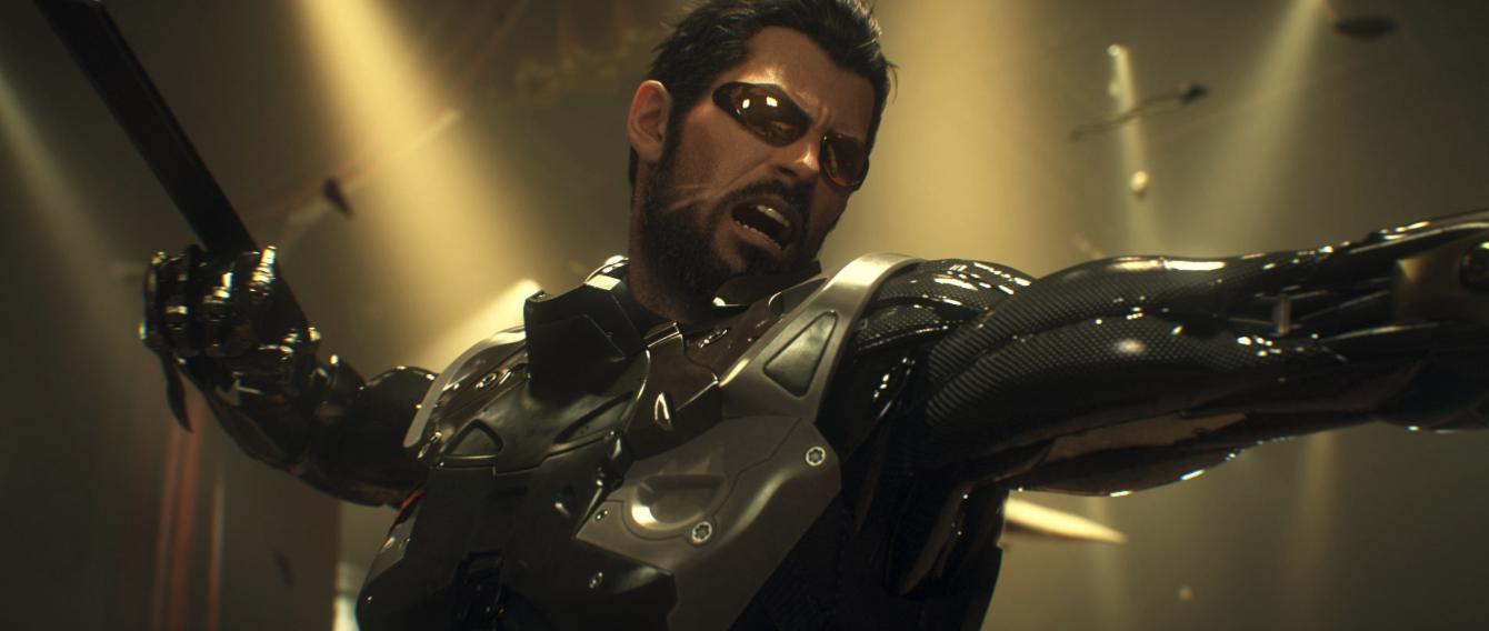 Na nic nie czekam tak, jak na genialnie zapowiadające się Deus Ex: Mankind Divided
