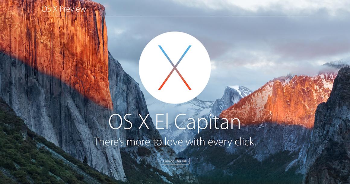 Wreszcie! W OS X El Capitan Apple naprawił Maila i Safari