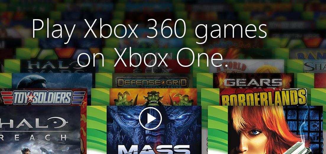Oto w jaki sposób uruchomimy na Xboksie One gry z Xboksa 360