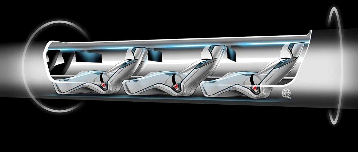 Pierwsze połączenia Hyperloop w Stanach powstaną w krainie Wielkich Jezior