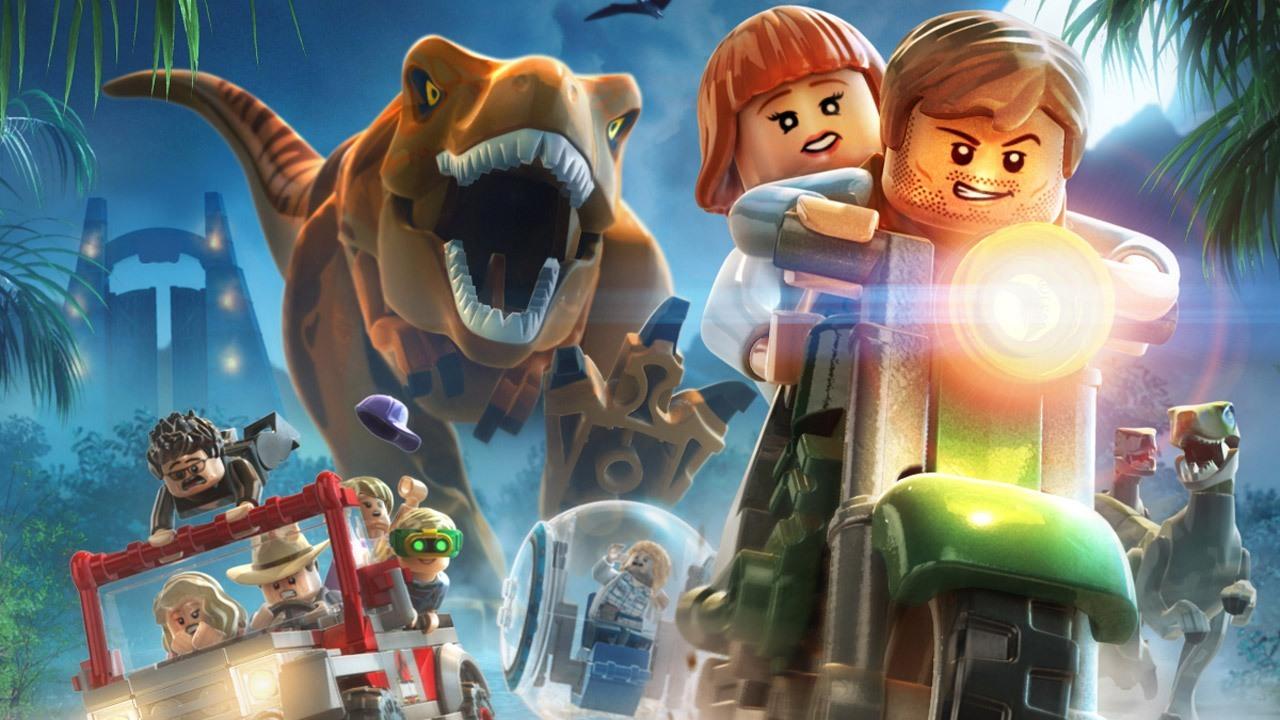 To najlepsze wirtualne klocki od lat! LEGO Jurassic World – recenzja Spider's Web