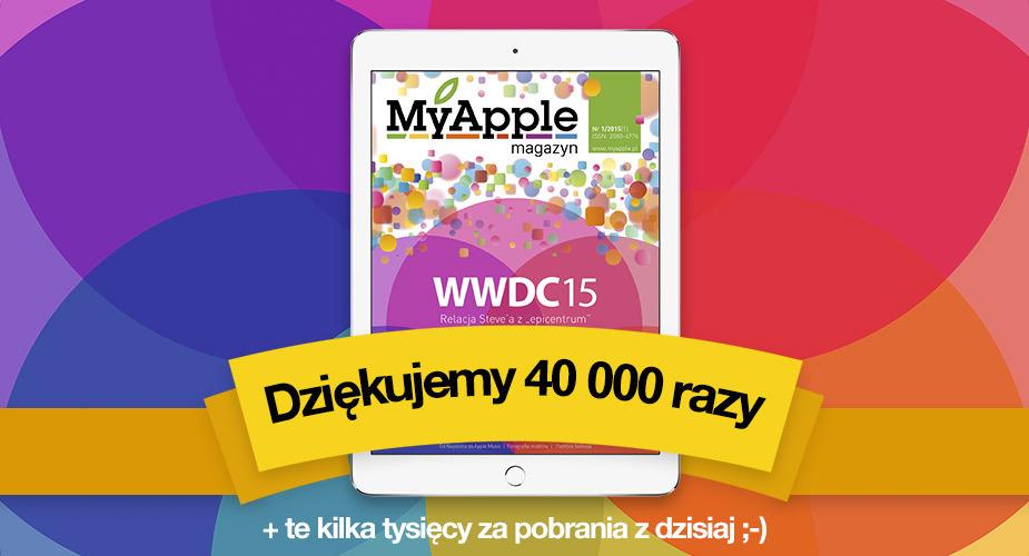 40 tys. pobrań pierwszego numeru MyApple Magazyn. O skalę sukcesu pytamy Krystiana MacKozera Kozerawskiego z MyApple.pl