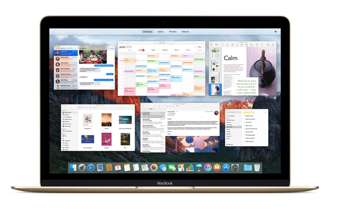 Oto 8 najważniejszych zmian w OS X 10.11 El Capitan