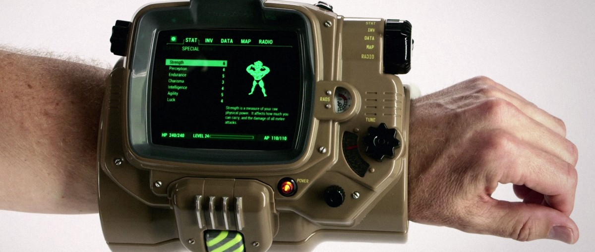 E3: Matka wszystkich smart opasek i zegarków, czyli fizyczny Pip-boy w kolekcjonerce Fallouta 4!