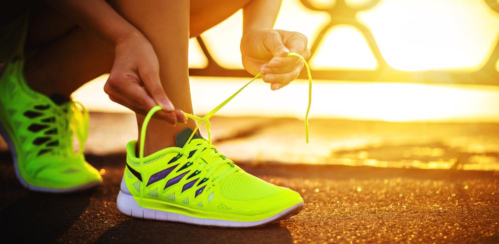 Właśnie zyskałem motywację, żeby biegać jeszcze więcej i jeszcze częściej