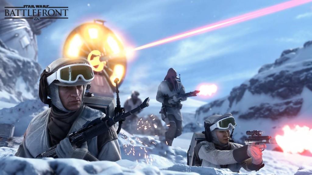 E3: Star Wars: Battlefront nie jest idealne. Ale nie musi być, przy tak marnej konkurencji