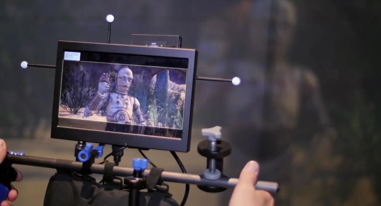 Gwiezdne wojny w wirtualnej rzeczywistości? Jestem kupiony