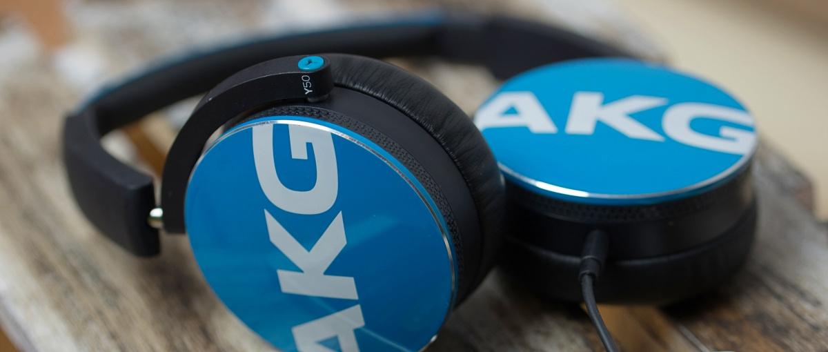 W tych słuchawkach wyróżnisz sięz tłumu. AKG Y50 – recenzja Spiders' Web