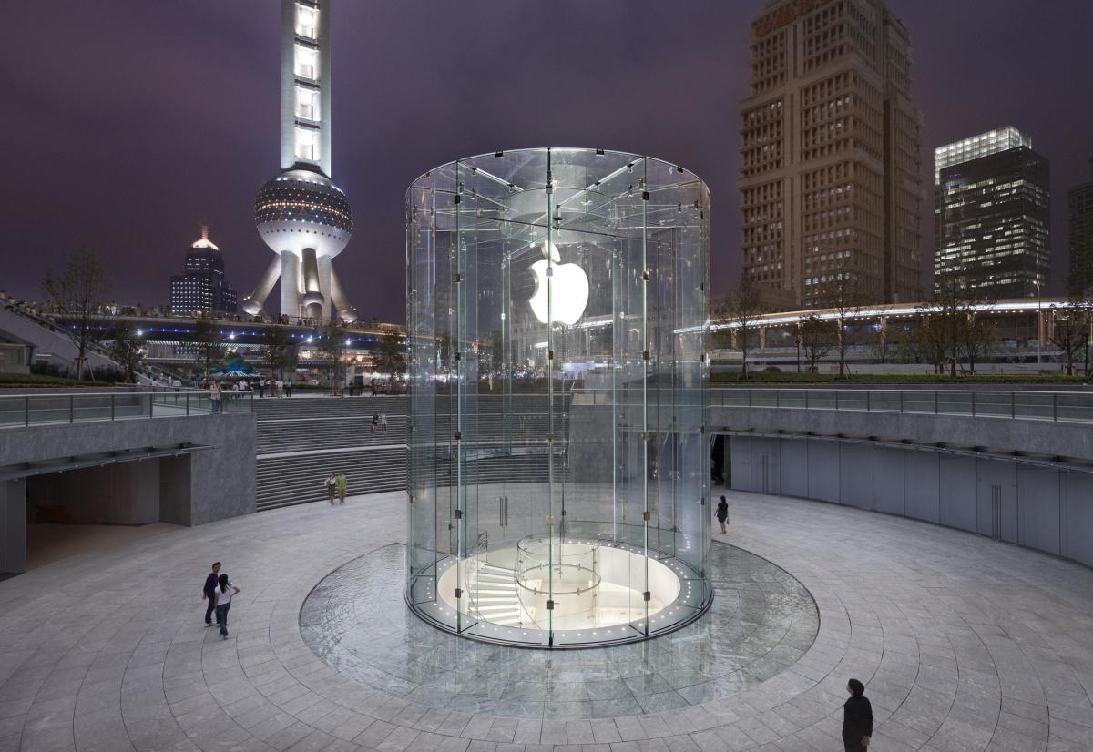 Apple nie chce, by ich salony kojarzyły się ze sklepami więc… zmienia nazwę