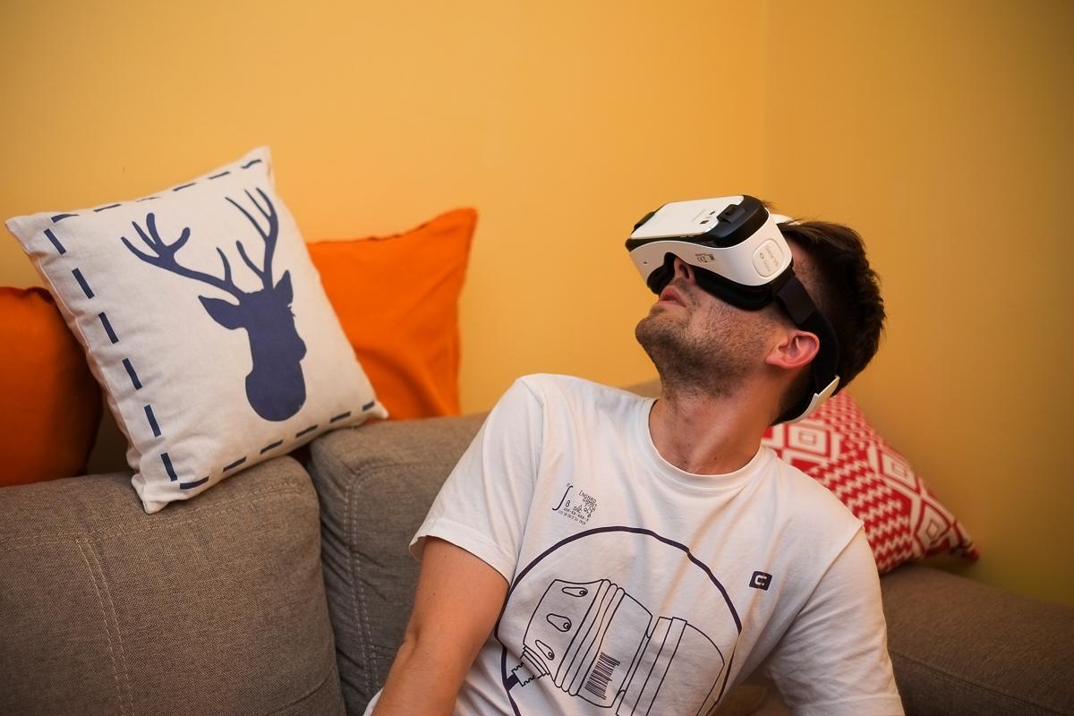 Samsung Gear VR to dowód na to, że Samsung cały czas popełnia te same błędy