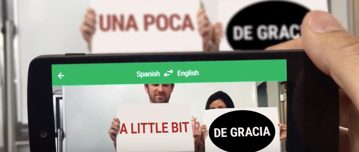 Zapomnij o słowniku. Nowa funkcja Tłumacza Google znosi największe bariery językowe na świecie