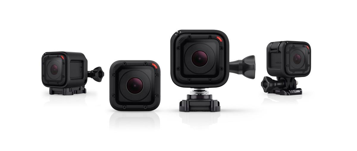GoPro znów zaskakuje! Hero4 Session to najmniejsza wodoodporna kamera w historii