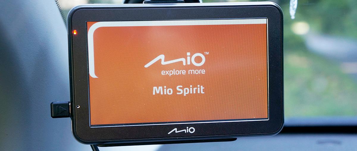 Godny rywal dla nawigacji w smartfonie. Mio Spirit 7550 LM – recenzja Spider's Web
