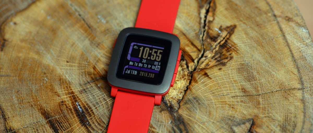 Pod wieloma względami Pebble Time wygrywa z innymi smart zegarkami przez nokaut – recenzja Spider's Web