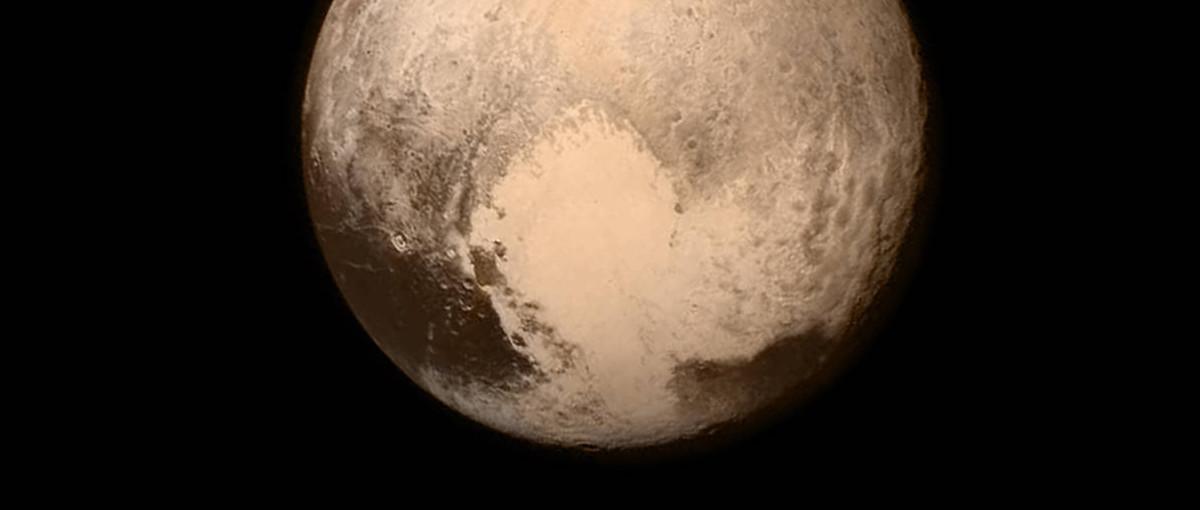 Pluton skrywa przed nami coraz mniej tajemnic, a to dopiero początek