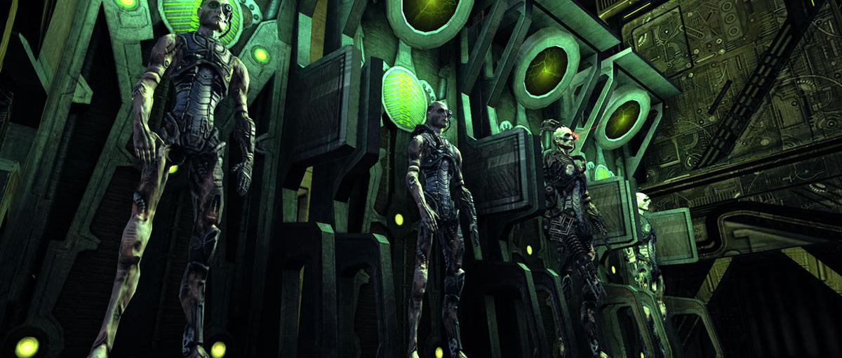 Pamiętacie rasę Borgów ze Star Treka? Naukowcy właśnie ją tworzą…