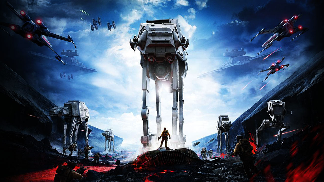 Fast food wśród sieciowych strzelanin. Star Wars: Battlefront – recenzja Spider's Web