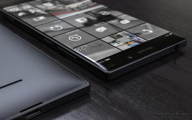 Lumia 950 koncept