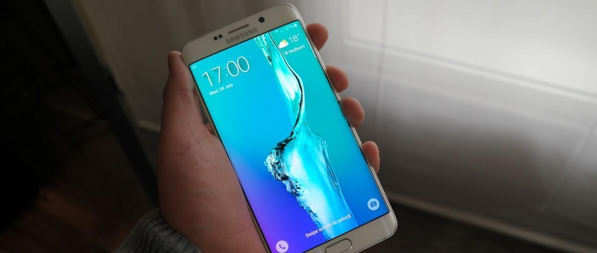 Ogromny Samsung Galaxy S6 Edge+, czyli gdzieś już to widziałem