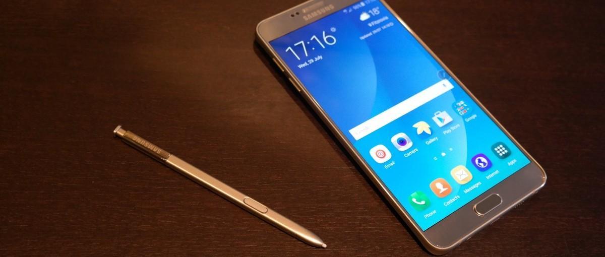 Oto Samsung Galaxy Note 5 – poznaj nowego króla phabletów