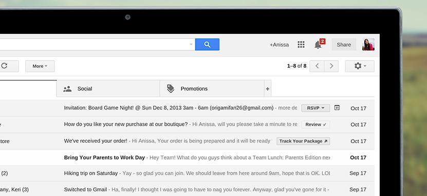 Kilka trików, które pomogą zwolnić sporo miejsca w Gmailu