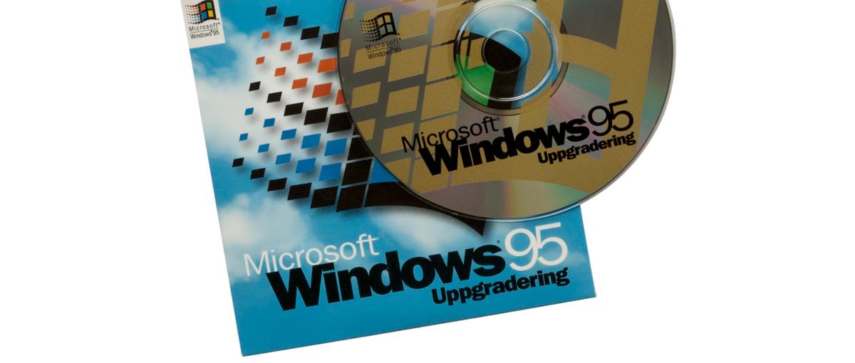 Windows 95 ma już 20(!) lat – historia legendy i świetna infografika
