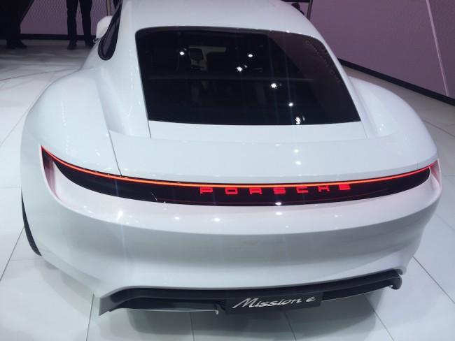 Porsche Mission E data premiery