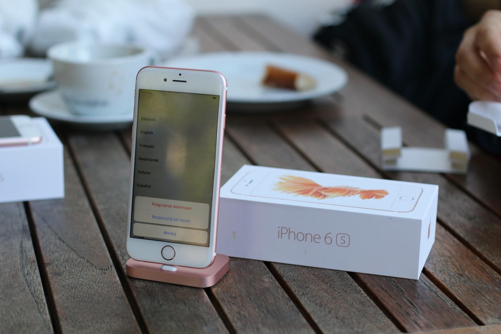 Wykres dnia: kolejny rekord Apple'a – 13 mln sprzedanych iPhone'ów 6s i 6s Plus w weekend