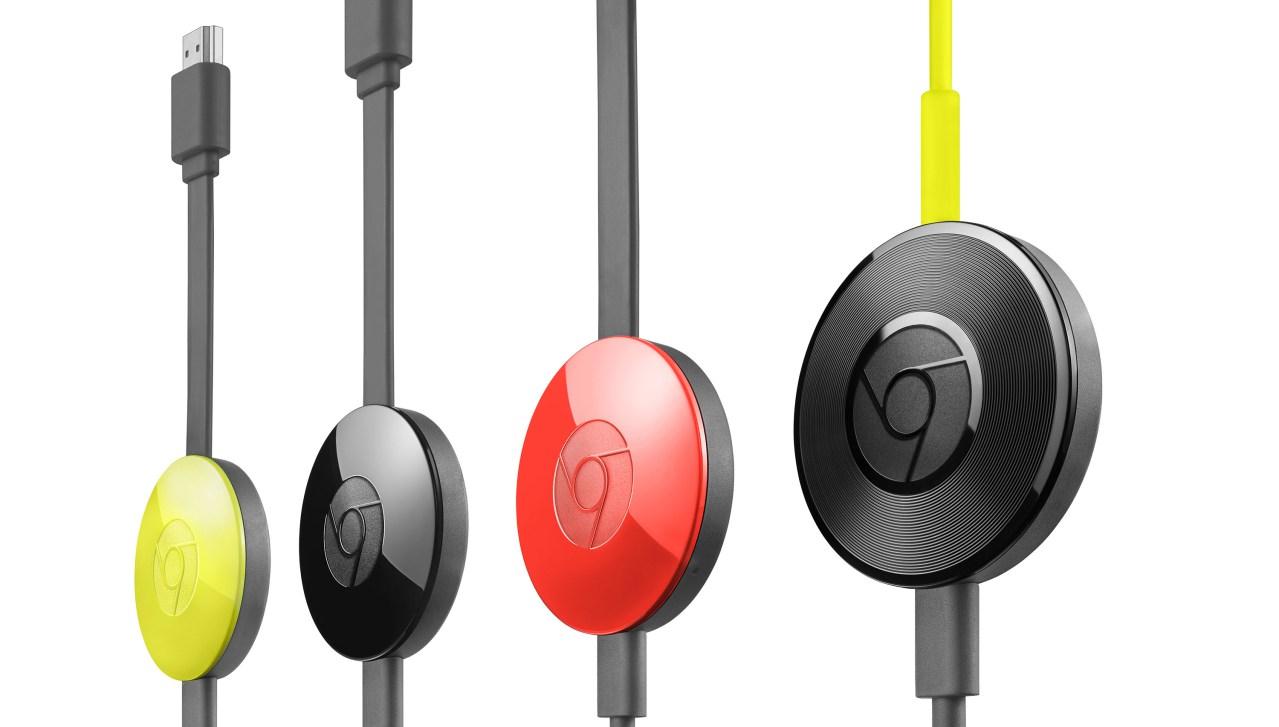 Pal licho nowe Nexusy. Nowy Chromecast jest genialny!