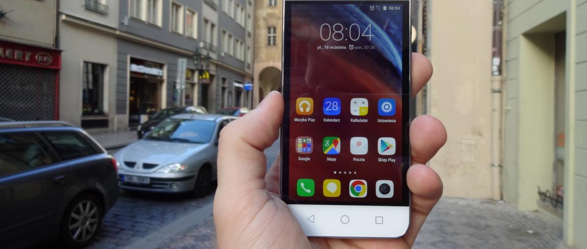 Jeszcze żaden chiński smartfon nie zaskoczył mnie tak mile. Coolpad Porto – pierwsze wrażenia Spider's Web