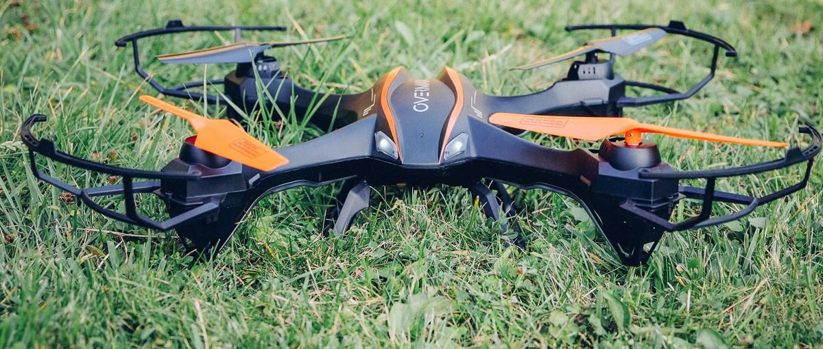 Overmax X-Bee Drone 5.1, czyli duży dron w niskiej cenie – recenzja Spider's Web