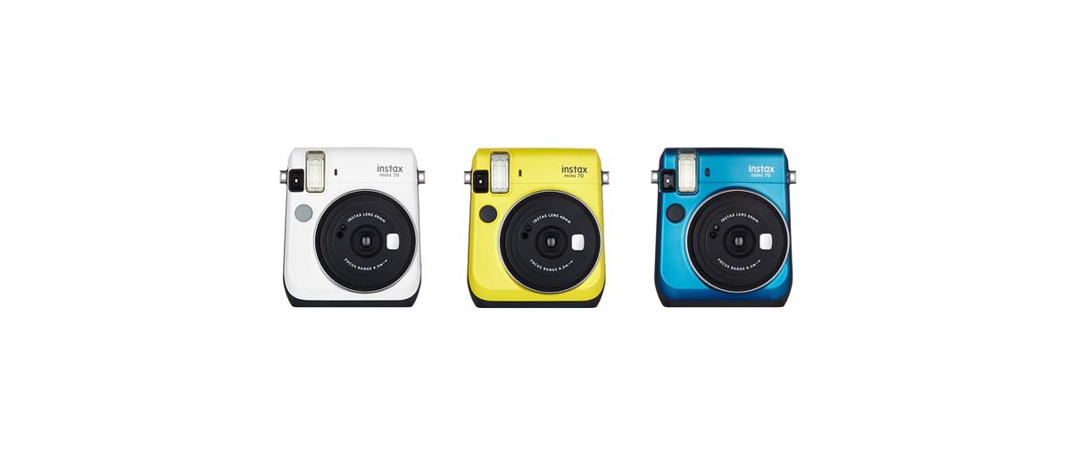 Powrót do analoga w przystępnym wydaniu, czyli Fujifilm Instax Mini 70